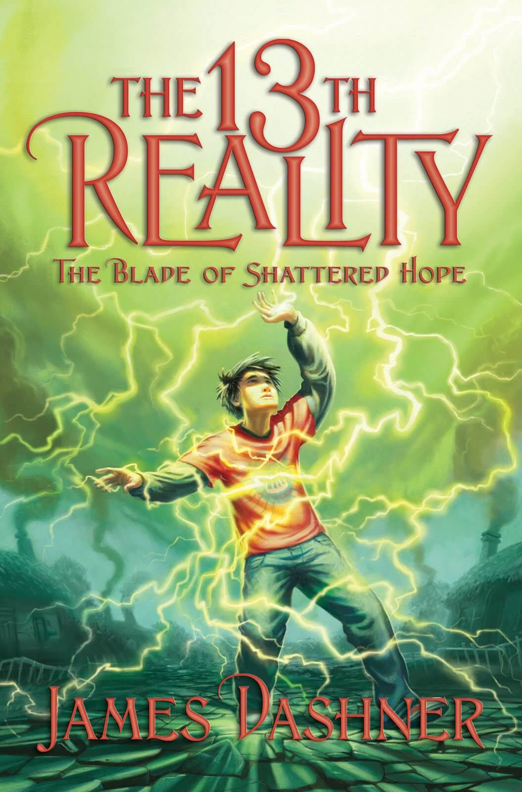 13th Reality cover 3